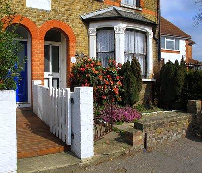 House, England, London, English, City, Home
