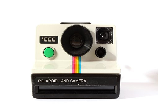 Analog, Polaroid, Camera, Hipster, Instant Camera