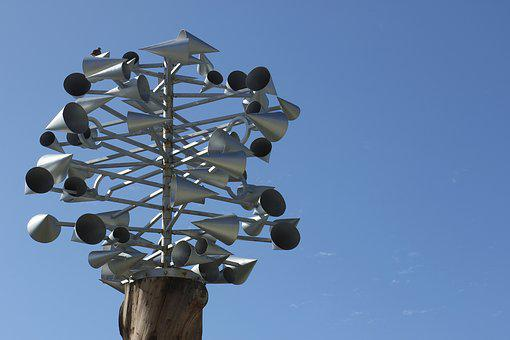 Anemometer, The Device, The Mast, Wind Measurement