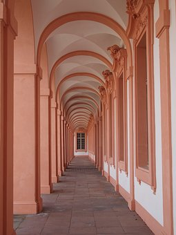 Architecture, Arc Arcade, Gang, Cloister