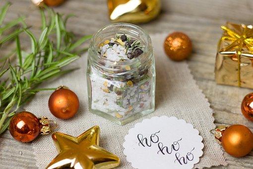 Salt, Chili, Rosemary, Herbs, Homemade, Spice, Season