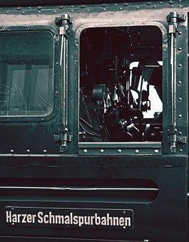 Steam Locomotive, Schmalspurbahn Harzer, Historically