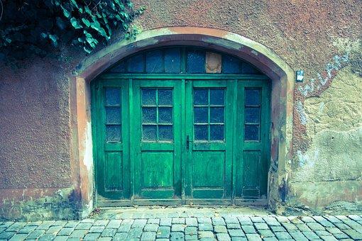 Stone, City, Door, Architecture, Live, Building, Homes