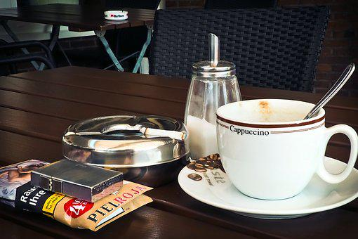 Coffee, Cafe, Cup, Coffee Cup, Cappuccino, Drink, Aroma