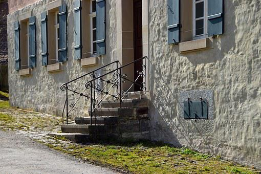 Stairs, Stair Step, External Staircase, Emergence