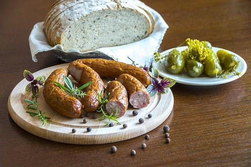 Healthy Regional Dishes, Country Sausage