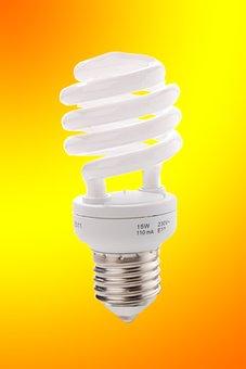 Sparlampe, Saving Light, Saving Bulb, Light