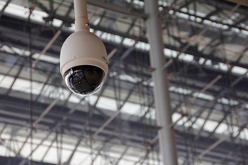 Camera, Monitoring, Security, Surveillance Camera