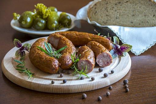 Country Sausage, Regional Products, Traditional Food