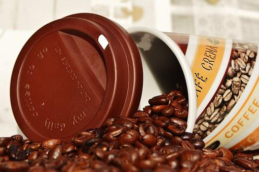 Coffee To Go, Coffee, Trinkbecher, Break, Coffee Mug
