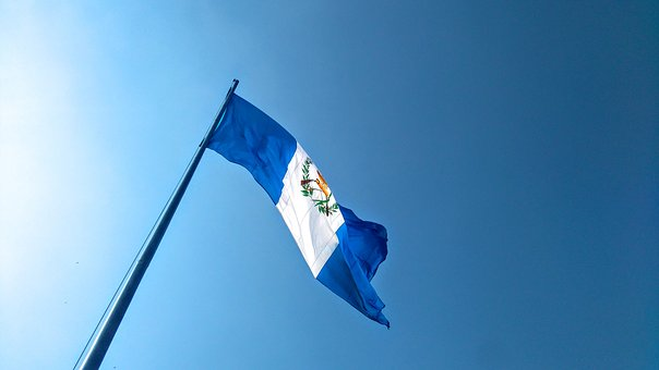 Flag, Guatemala, Country, Icon, Nation, Patriotism