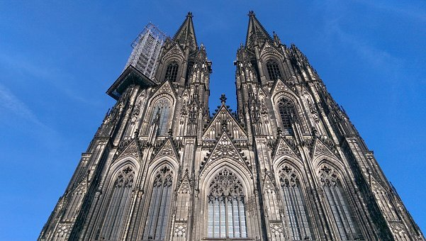 Cologne, Dom, Building, Cologne Cathedral, Monument