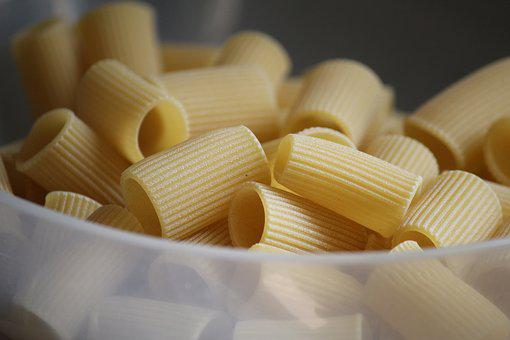 Pasta, Rigatoni, Short Sleeves, Italy, Food, Kitchen