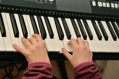 Play Piano, Piano, E-piano, Musical Instrument