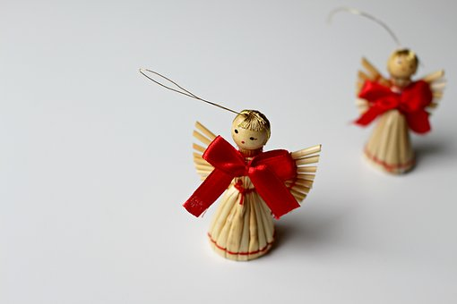 Christmas, Christmas Picture, Angel, Jewellery