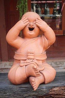 Buddha, Figures, Stone Figure, Sculpture, Statue