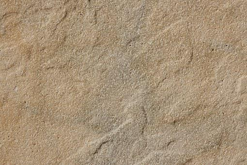 Sand Stone, Steinplatte, Brown, Construction Material