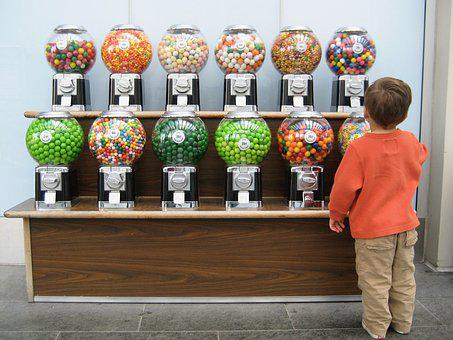 Candy, Sweets, Sugar, Confectionery, Colorful, Orange