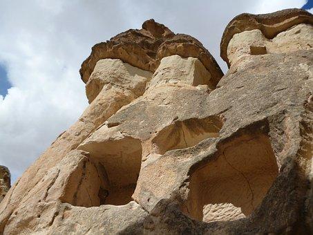 Cappadocian, Turkey, Trip, Tourism, City, Holidays