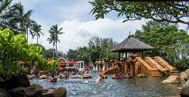 Phuket, Thailand, People, Person, Leisure