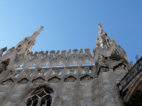 Cathedral, Milan, Architecture