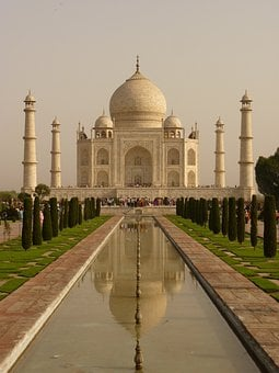 Taj Mahal, Mausoleum, Agra, Uttar Pradesh, Grave Mosque