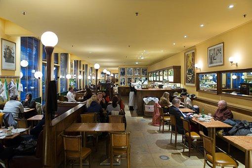 Restaurant, Cafe, Einstein Restaurant, Unter Den Linden