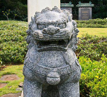 Statue, Architecture, Design, Sculpture, Lion, Symbol