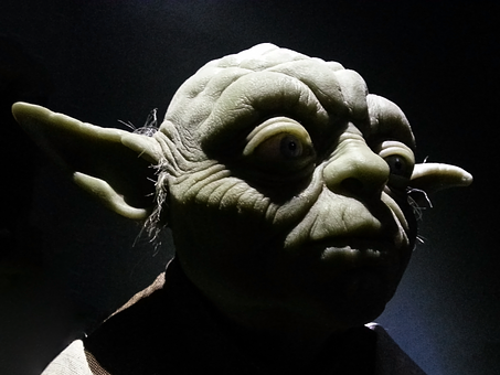 Yoda, Dark, The Dark Side Of, Force, Star Wars, Teacher