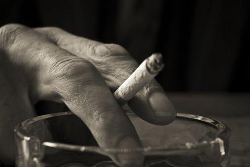 Hand, Smoke, Cigarette, Lifestyle, Man, Addiction