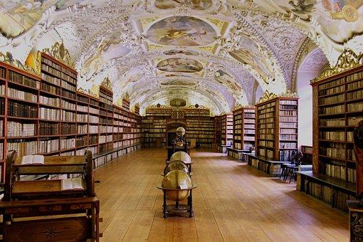 Library, Books, Globe, Bookstore, Reading, Sale Books