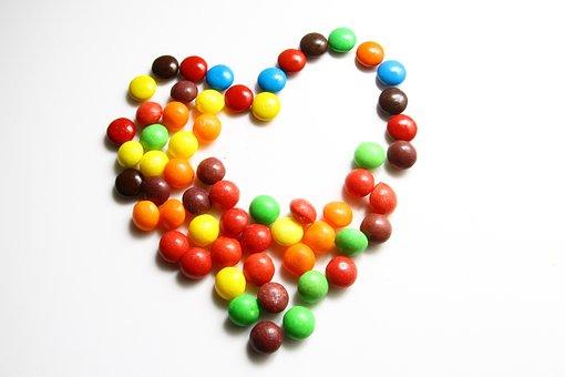 Colorful, Colourful, Colorful Love, Love, Design, Color