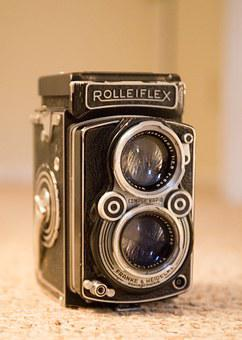 Camera, Vintage, Photography, Photograph, Photo, Retro