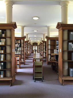 Library, Books, Learning, Student, Library Books