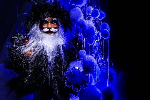 Imp, Doll, Cute, Dwarf, Fig, Sweet, Are, Christmas