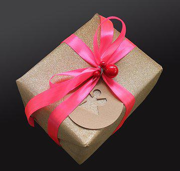 Gift, Christmas Gift, Surprises, Package, Wrapping