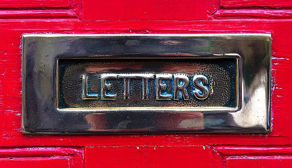 Letterbox, Letter, Mail, Brass, Mailbox, Box, Post