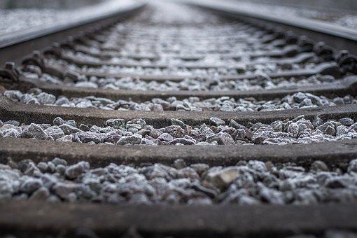 Seemed, Railroad Tracks, Railway, Train Tracks