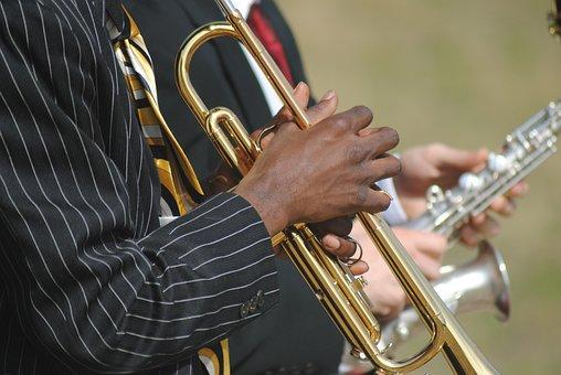 Music, Jazz, Musician, Musical, Sound, Instrument