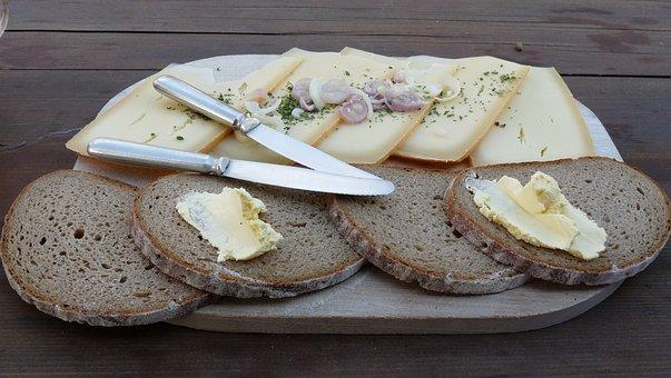 Cheese Bread, Vespers, Break, Bread, Eat, Snack, Hunger