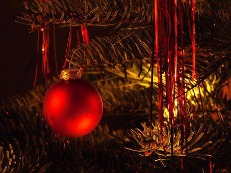 Christmas, Christmas Bauble, Christmas Decorations