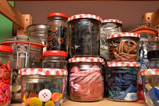 Screw-cap, Glasses, Collect, Regulation