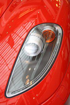 Auto, Car, Vehicle, Red, Motor Vehicles, Automotive