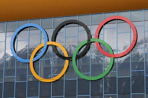 Olympic Rings, Olympiad, Rings, Olympic Games
