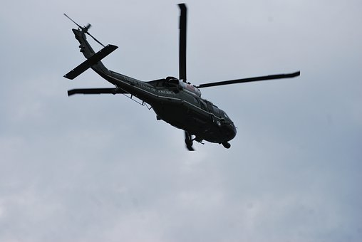 Helicopter, Aircraft, Military, Flight, Air, Aviation