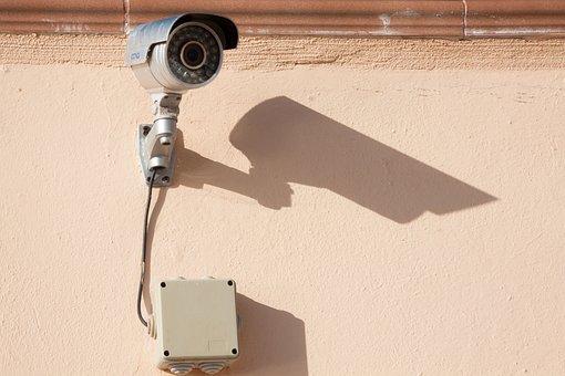 Surveillance Camera, Security, Camera, Monitoring