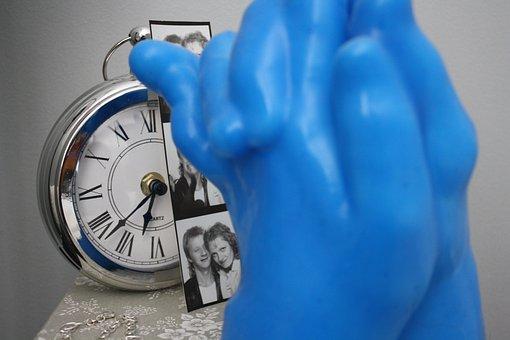 Hands, Love, I Love You, Wax, Wax Mold, Mold