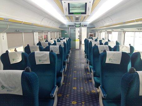 Railway, Transportation, Train, Coach, History, Travel