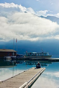 Jetty, Boats, Tranquil, Mooring, Calm, Scenic