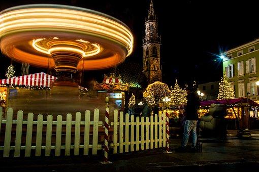 Christmas, Christmas Market, Nicholas, Santa Claus